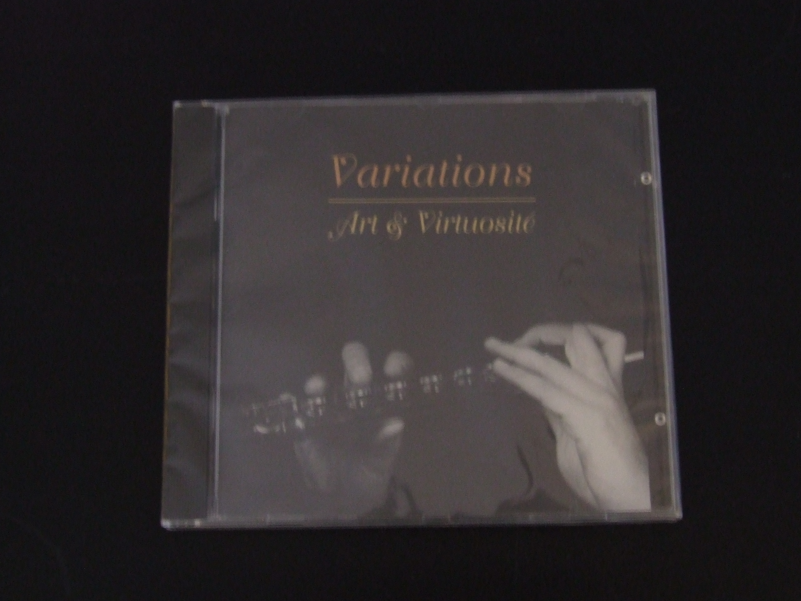 CD Variations - Art et virtuosité